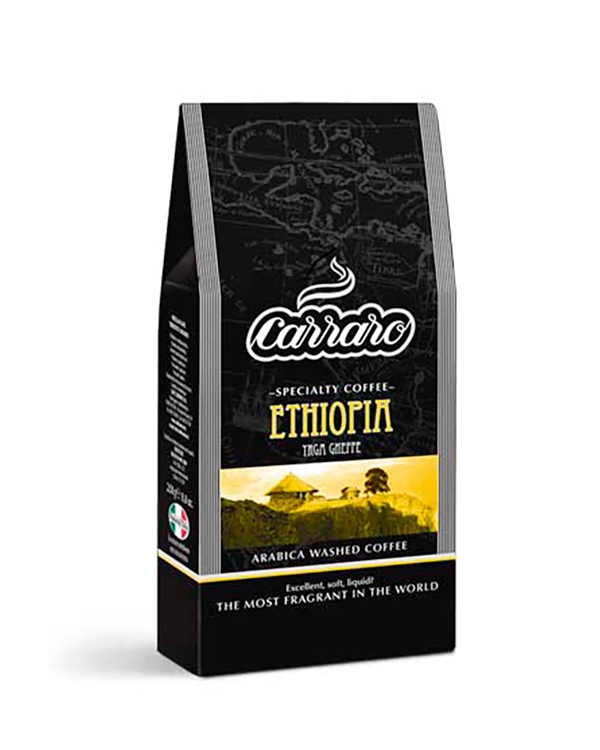 Cafea Ethiopia 250g